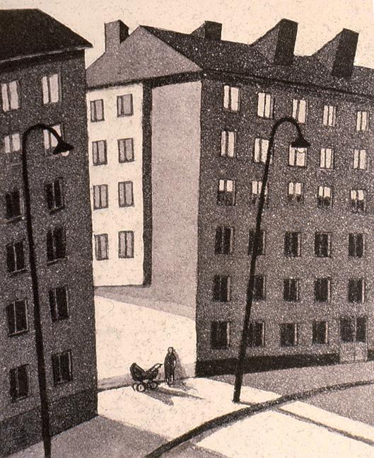 Kesä 1979, Akvatinta etsaus, 19,5 x 23 cm copy
