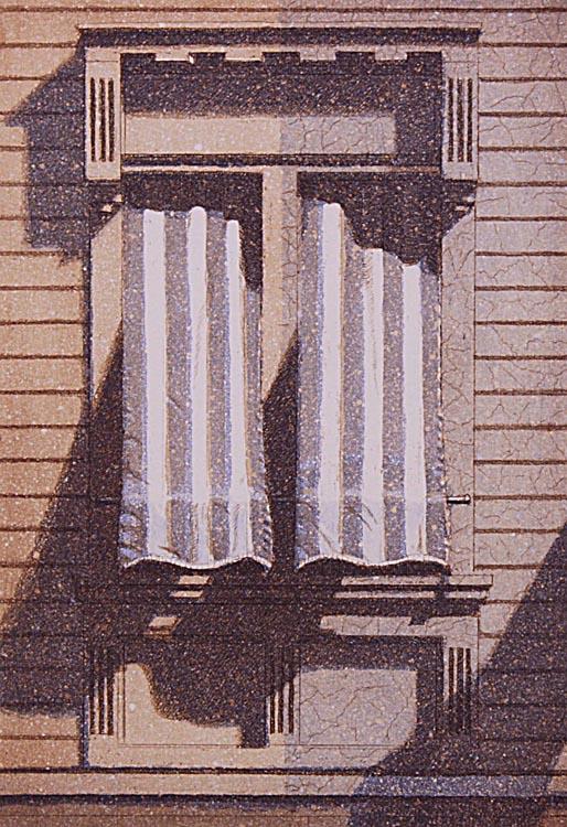 U  Verhot 2000, akvatinta etsaus, 24,5x17cm pieni uus 2i
